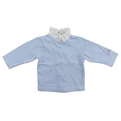 T-Shirt - GRAIN DE BLÉ - 0-1 mois (54)