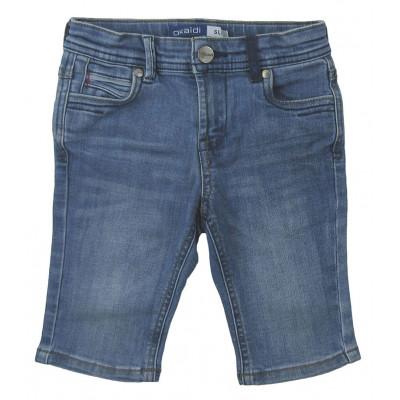 Short en jeans - OKAÏDI - 4 ans (104)