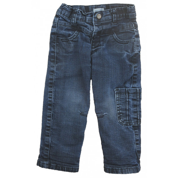 Jeans - GRAIN DE BLÉ - 18-24 mois (86)