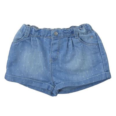 Short en jeans - OBAÏBI - 12 mois (74)