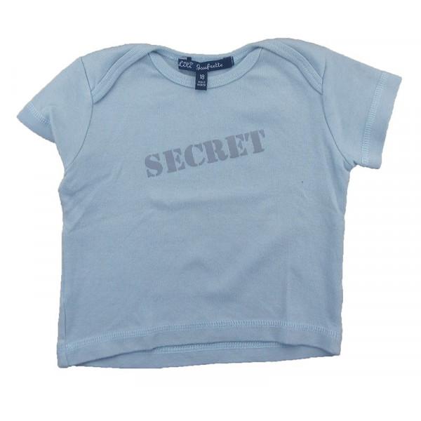 T-Shirt - LILI GAUFRETTE - 18 mois