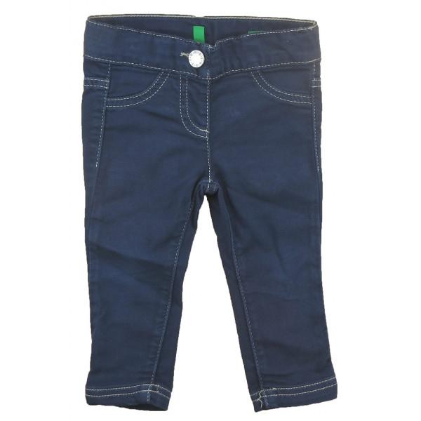 Pantalon - BENETTON - 12-18 mois