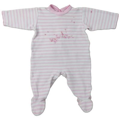 Pyjama - PETIT BATEAU - 3 mois (60)