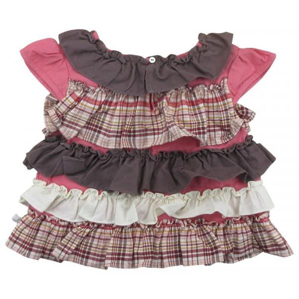 Linnen blouse - NOUKIE'S - 2 jaar (92)