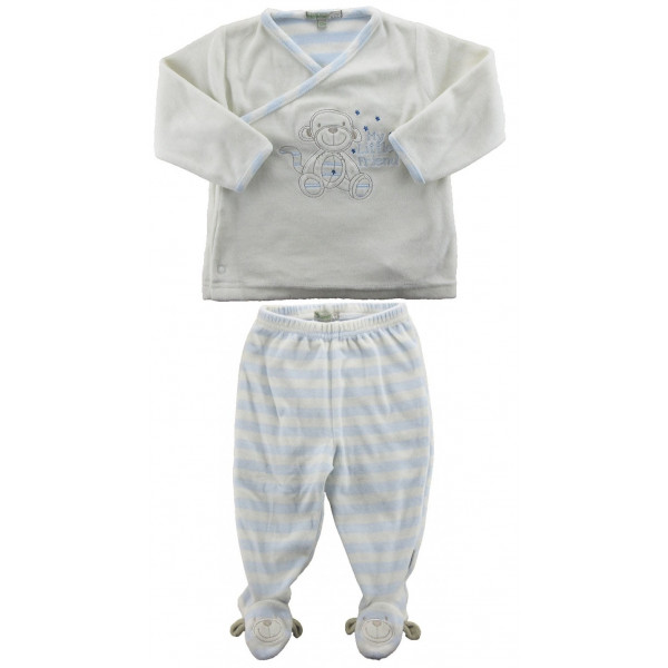 Pyjama - PRÉMAMAN - 12 mois