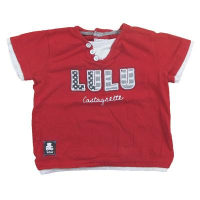 T-Shirt - LULU CASTAGNETTE - 9-12 mois (74)