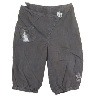Pantalon doublé - VERTBAUDET - 9 mois (71)