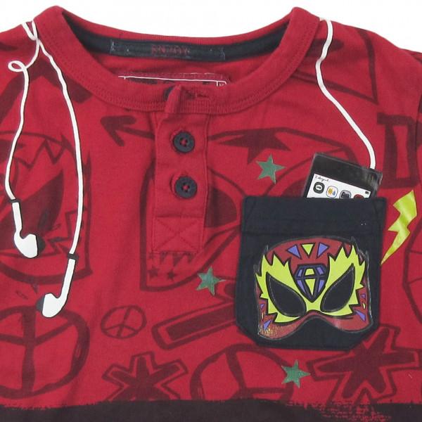 T-Shirt - DESIGUAL - 3-4 jaar (100)