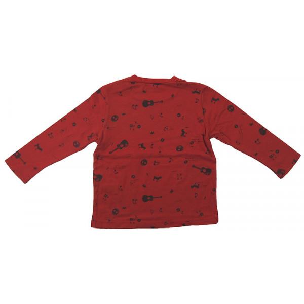 T-Shirt - IKKS - 18 maanden (80)