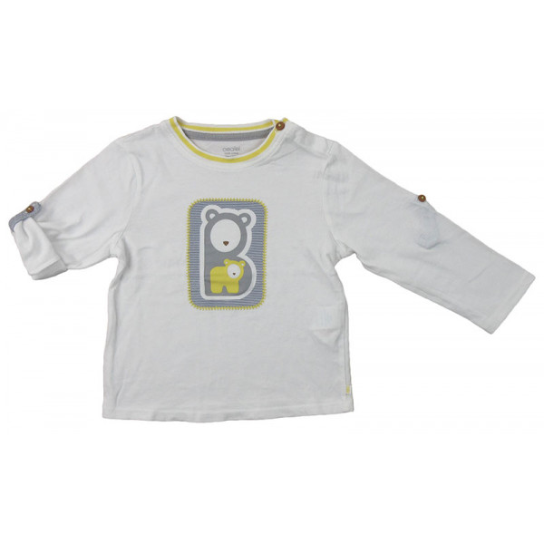 T-Shirt - OBAÏBI - 18 maanden (80)