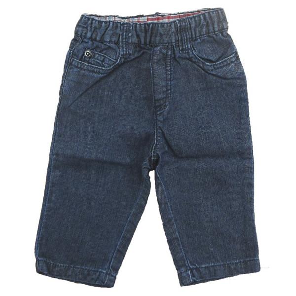 Jeans - CYRILLUS - 6 mois (67)