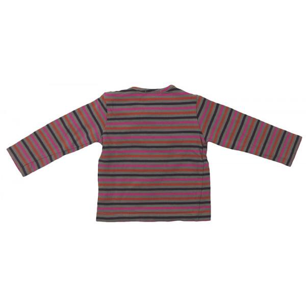 T-Shirt - BLA BLA BLA - 9 maanden (74)