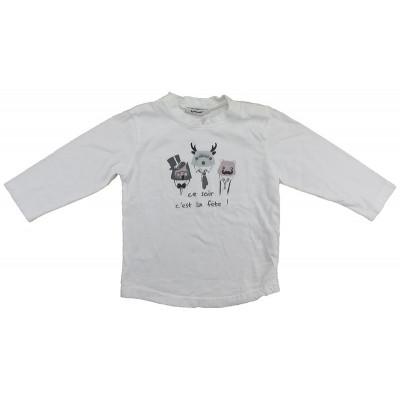 T-Shirt - 3 POMMES - 18-24 mois (86)