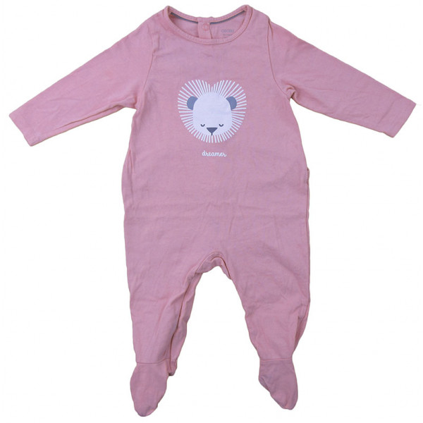 Pyjama - OBAÏBI - 6 maanden (68)