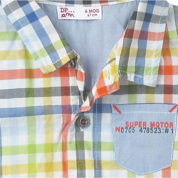 Shirt - DPAM - 6 maanden (67)