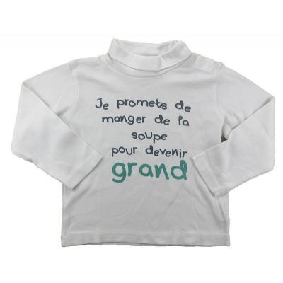 Sous-pull - GRAIN DE BLÉ - 2 ans (86)
