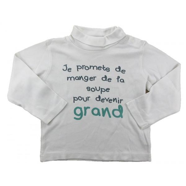 T-Shirt - GRAIN DE BLÉ - 2 ans