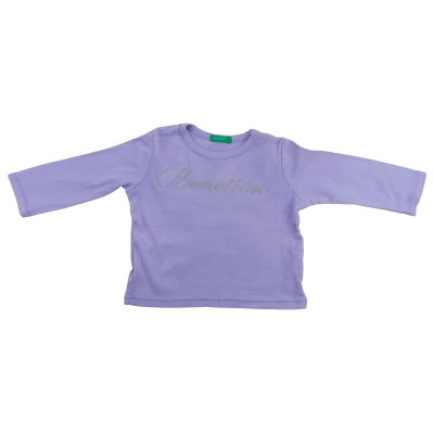 T-Shirt - BENETTON - 9-12 mois (74)
