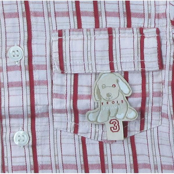 Shirt - 3 POMMES - 6 maanden (67)