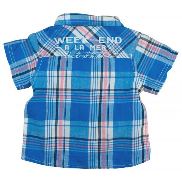 Shirt - WEEKEND AAN DE ZEE - 3 maanden