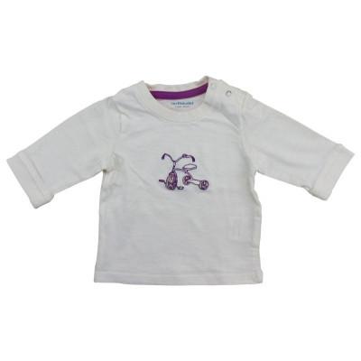 T-Shirt - VERTBAUDET - 1-3 mois (60)