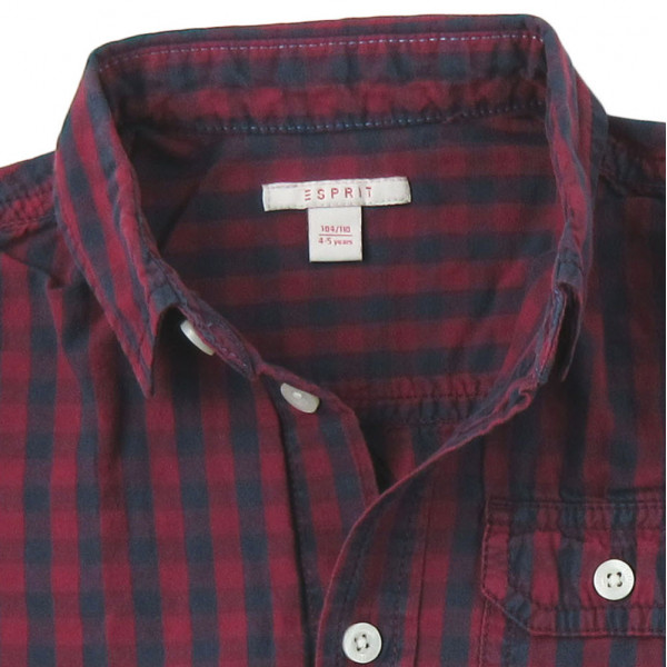 Overhemd - ESPRIT - 4-5 jaar (104-110)