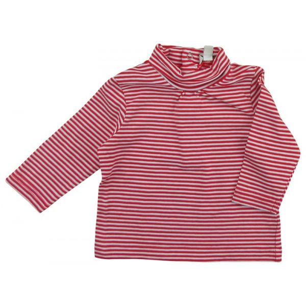 T-Shirt - GRAIN DE BLÉ - 1-3 mois (60)