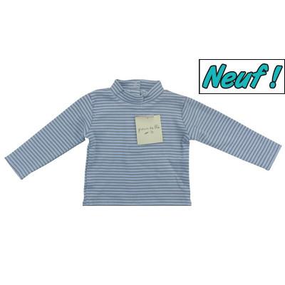 T-Shirt neuf - GRAIN DE BLÉ - 6 mois (67)