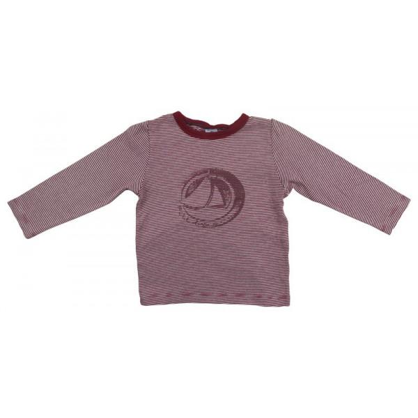 T-Shirt -PETIT BATEAU - 3-4 ans (102)