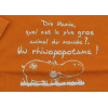 T-Shirt - GRAIN DE BLÉ - 6 mois (67)