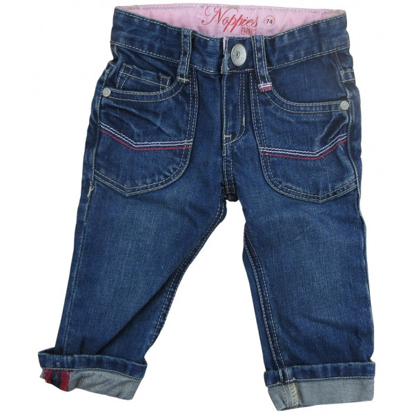 Jeans - NOPPIES - 9 mois (74)