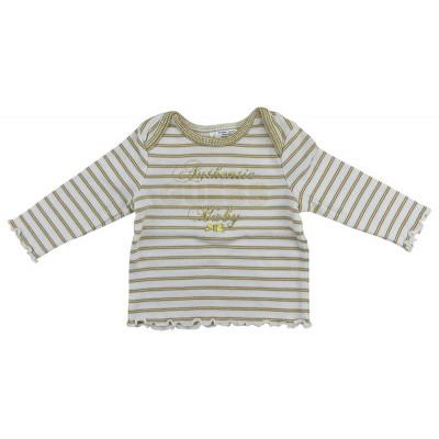 T-Shirt - GUESS - 3-6 mois