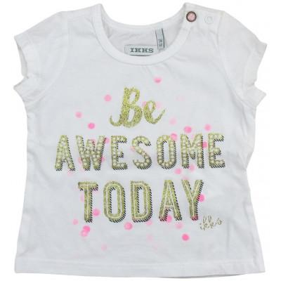 T-Shirt - IKKS - 1-3 mois (60)