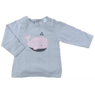 T-Shirt - OBAÏBI - 6 mois (68)