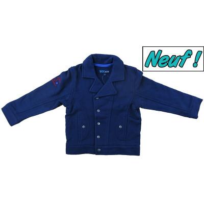 Sweat caban neuf - YCC - 4 ans (104