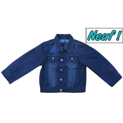 Veste jeans - YCC - 3 ans (98)