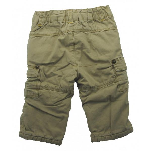 Pantalon doublé polaire - COMPAGNIE DES PETITS - 6 mois