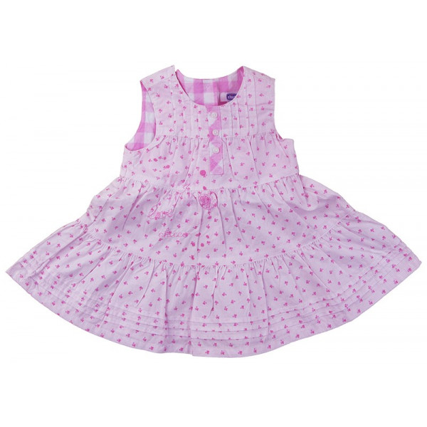 Robe - CHICCO - 1-3 mois (56)