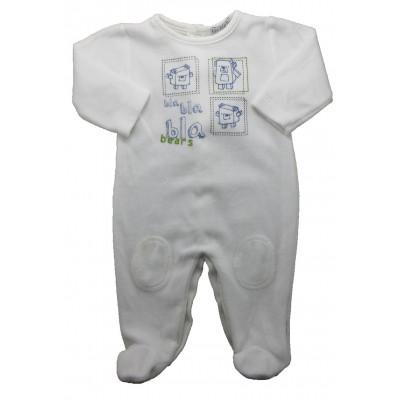 Pyjama - BLA BLA BLA - 1 mois