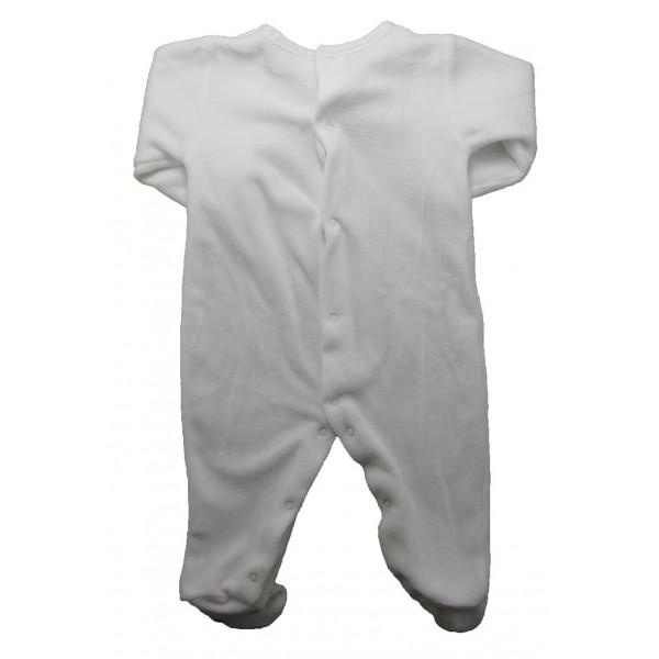 Pyjama - BLA BLA BLA - 1 mois (56)