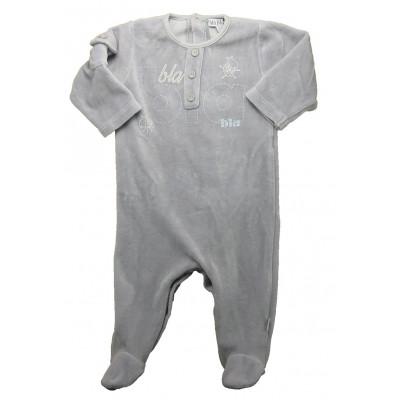 Pyjama - BLA BLA BLA - 3 mois