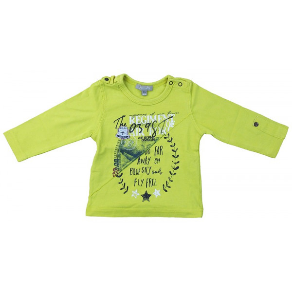 T-Shirt- GRAIN DE BLÉ - 6 mois (68)