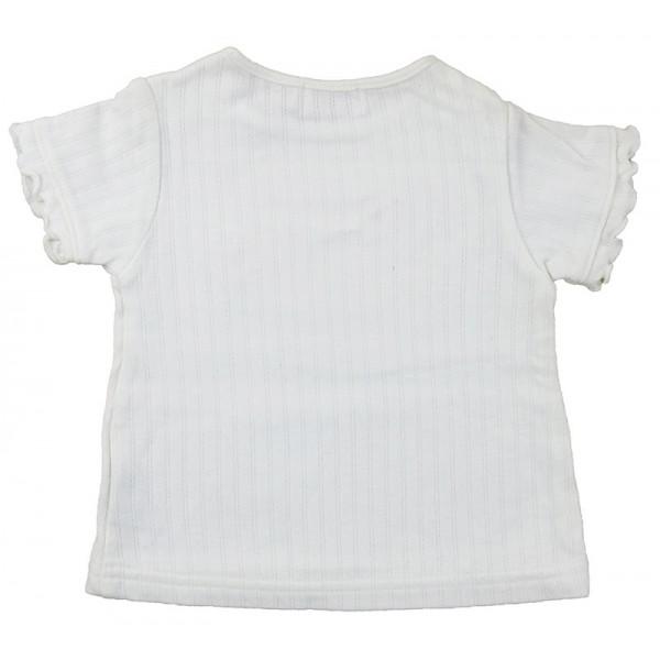 T-Shirt - LA COMPAGNIE DES PETITS - 6 maanden