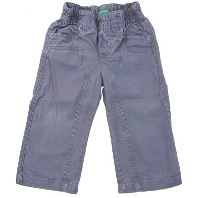Pantalon - BENETTON - 12-18 mois (82)