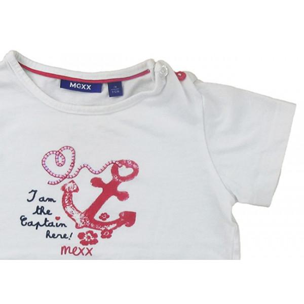T-Shirt - MEXX - 9-12 maanden (74)