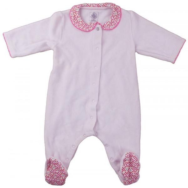 Pyjama - PETIT BATEAU - 1-3 mois (60)