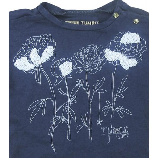 T-Shirt - TUMBLE AND DRY - 6 maanden (68)