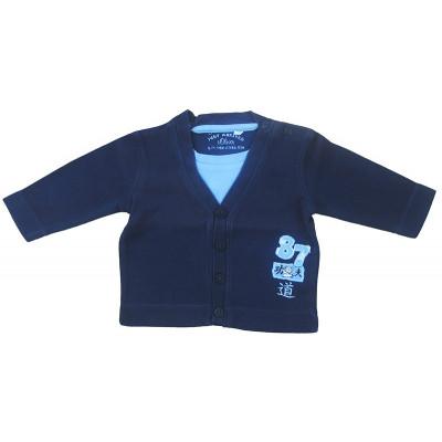 T-Shirt - s.OLIVER - 0-1 mois (50-56)