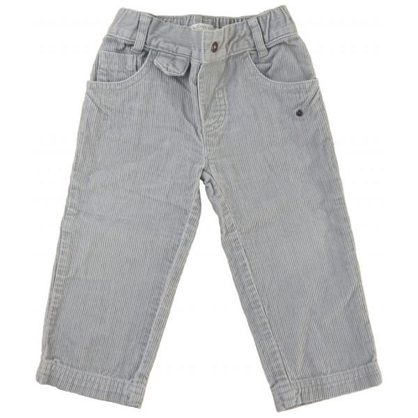 Pantalon - GRAIN DE BLÉ - 12-18 mois (81)