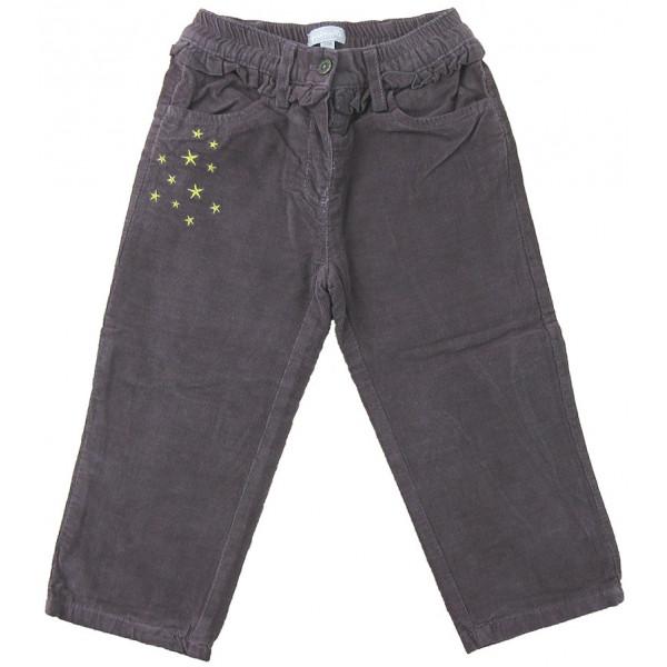 Pantalon - GRAIN DE BLÉ - 18-24 mois (86)